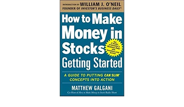 amazon how to make money in stocks getting started a guide to
