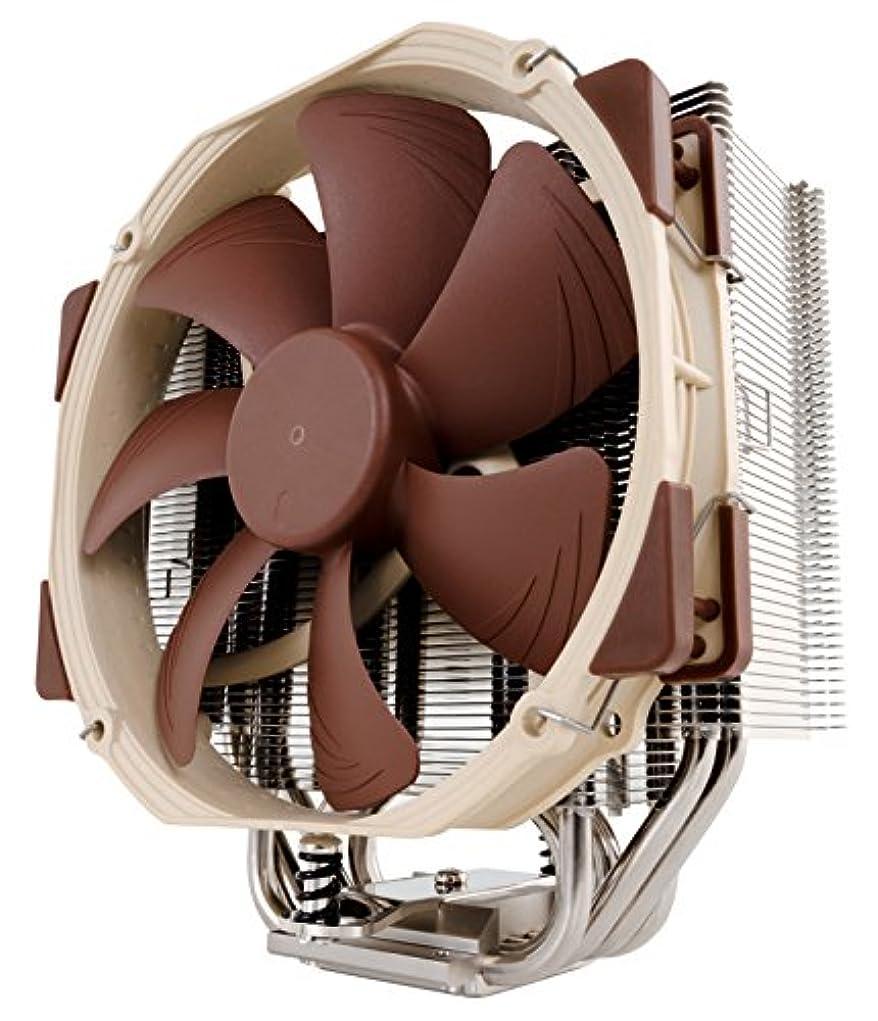 献身声を出して特徴づけるNoctua 14cm U-series Single Tower CPU Cooler Brown (NH-U14S)