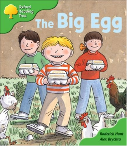 Oxford Reading Tree: Stage 2: First Phonics: The Big Eggの詳細を見る