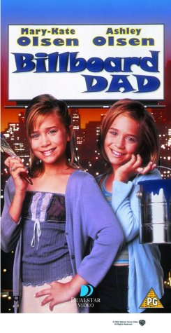 Billboard Dad [VHS] [Import]