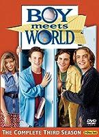 Boy Meets World: Complete Third Season [DVD] [Import]