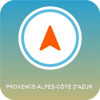 プロヴァンス=アルプ=コート·ダジュール オフラインGPS