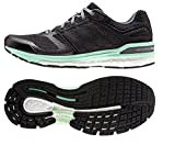 アディダス adidas ランニングシューズ スニーカー 25.0cm(レディース) エスノバ シークエンス ブースト 2 Snova Sequence boost 2 S77851 コアブラック/アイロンメット/フローズングリーン 国内正規品