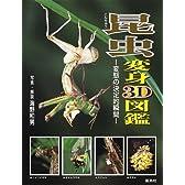 昆虫変身3D図鑑―変態の決定的瞬間