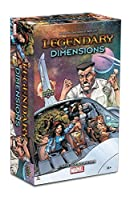 Upper Deck Legendary DBG: Dimensions Expansion [並行輸入品]
