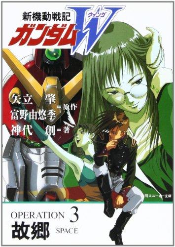 新機動戦記ガンダムW(ウイング)〈OPERATION 3〉故郷 (角川スニーカー文庫)の詳細を見る
