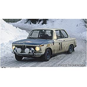 ハセガワ 1/24 BMW 2002 ti 1969 モンテカルロ ラリー プラモデル 20332