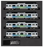 グリーンマックス Nゲージ 4718 西武30000系 30101編成 池袋線 増結用中間車4両セット (動力無し)