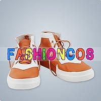 ★サイズ選択可★女性22CM UC273 デジモンアドベンチャー 八神 ヒカリ コスプレ靴 ブーツ