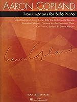 Transcriptions for Solo Piano