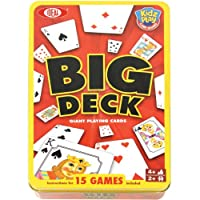 Big Deck Playing Cards- (並行輸入品)