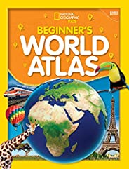 National Geographic Kids Beginner's World Atlas (2019 upd