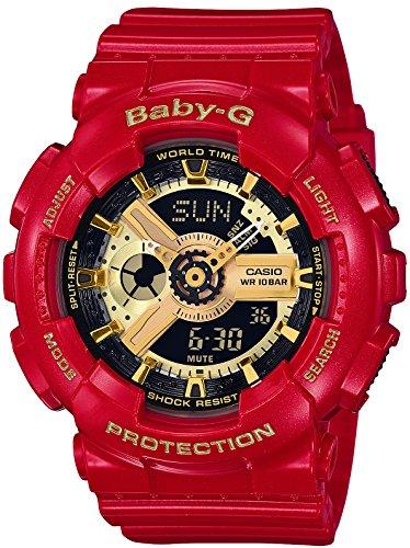[カシオ]CASIO 腕時計 BABY-G ベビージー BA-110VLA-4AJR レディースの詳細を見る
