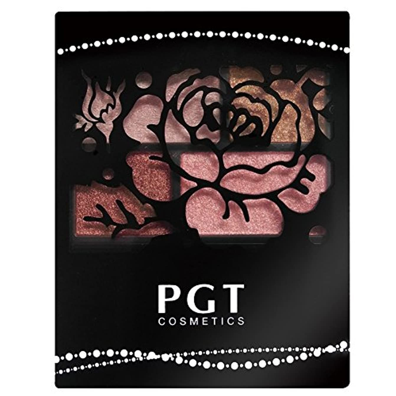 の前でインチ論理的パルガントン フォーカラーニュアンスアイズ NE50 ピンクブラウン (4g)