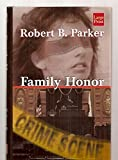 Family Honor (Wheeler Large Print Book Series)