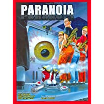 Paranoia Xp