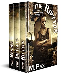 The Rifters Box Collection Books 1-3 by [Pax, M., Pax, M]