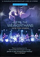 We're the Weakerthans We're from Winnipeg [DVD] [Import]