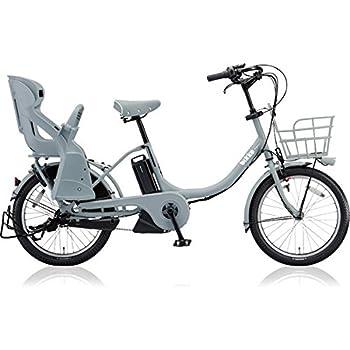 ブリヂストン(BRIDGESTONE) 18年モデル ビッケモブ e BM0C38 20インチ 電動アシスト自転車 専用充電器付