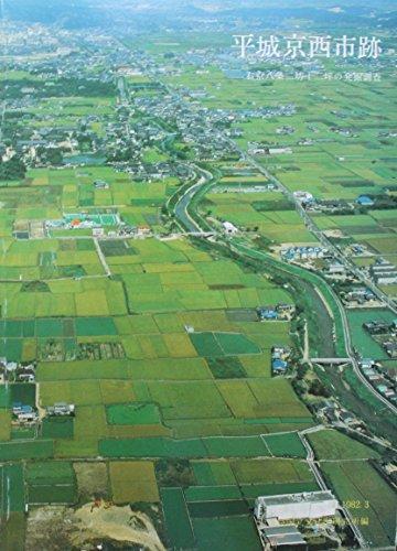 平城京西市跡―右京八条二坊十二坪の発掘調査 (1982年)