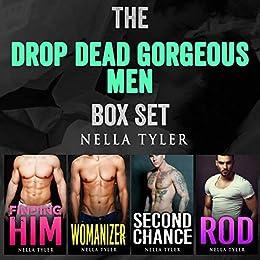 The Drop Dead Gorgeous Men Box Set by [Tyler, Nella]