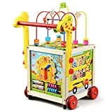london-kate Deluxe Activity Cube Walker with Bead Maze 【You&Me】 [並行輸入品]