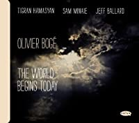 The World Begins Today by oliver Boge