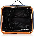 シマノ(SHIMANO) へらバッグ へらボウルポーチ ネイビー PC-024Q