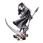 コトブキヤ 黒執事 Book of Circus ARTFX J 葬儀屋 1/8 スケール PVC製 塗装済み完成品フィギュア