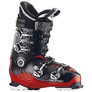 SALOMON(サロモン) スキーブーツ X PRO 80 (エックス プロ 80) 2016-17 モデル 25.5cm ブラック/レッド/アントラシート