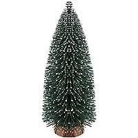【ノーブランド品】 クリスマス ミニ 人工 クリスマスツリー 祭り パーティー 装飾品 装飾 ギフト 5サイズ選べる - 15センチメートル