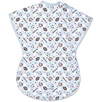 Summer Infant ComfortMe ウェアラブルブランケット オールスター スモール (製造中止) (製造中止)