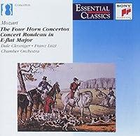 4 Horn Concertos / Concert Rondeau