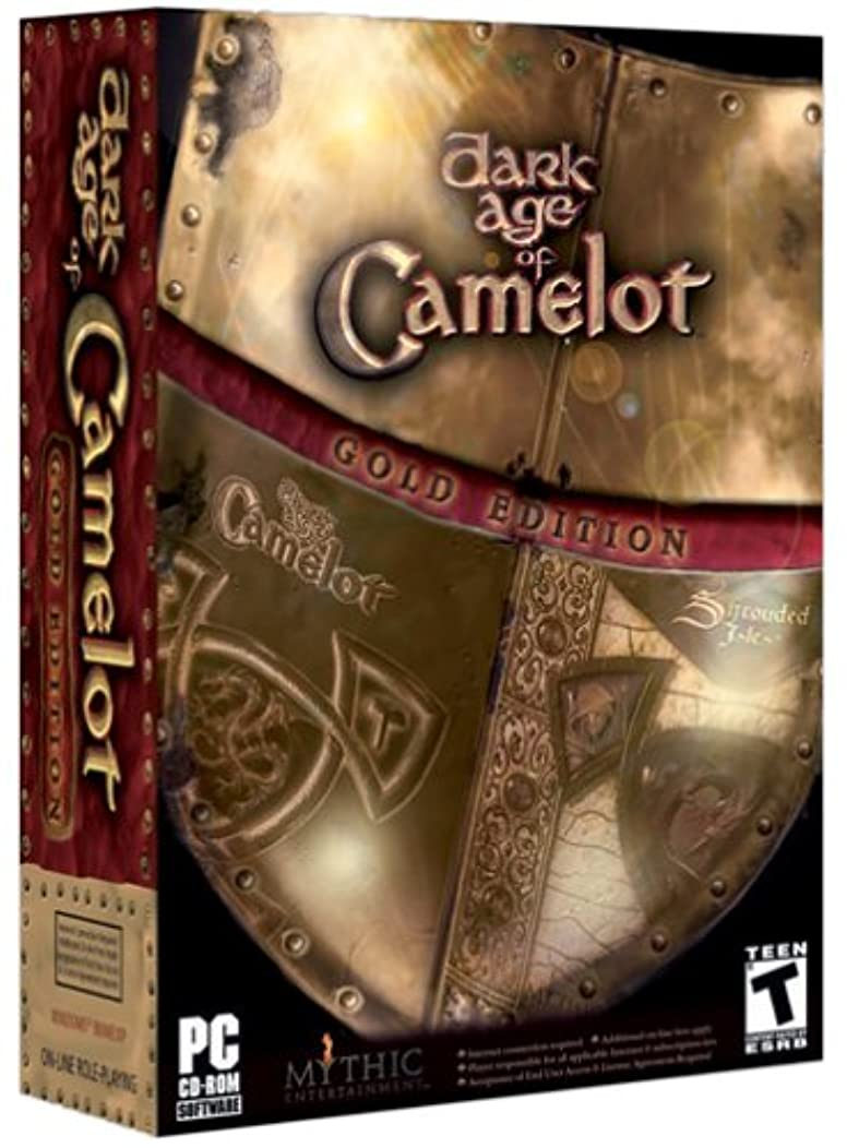 設置評価宙返りDark Age of Camelot: Gold Edition (輸入版)