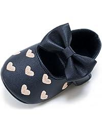 HKUN 赤ちゃん 靴 ファーストシューズ ドレスシューズ お姫様 歩行練習 履き心地いい 女の子 出産お祝いプレゼント