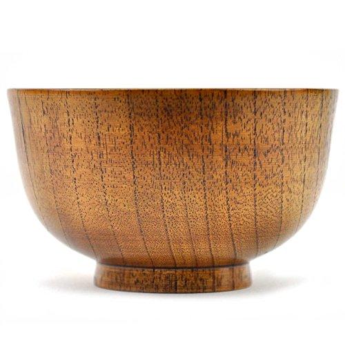 [ラトルウッド]RattleWood 汁椀 お椀 木製 天然木 漆