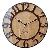 壁掛け時計 ミュゼ ウッド CL-8333
