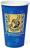 厚紙コップ レッツコーヒー 522ml 50個入 SMT-520 AMZ520LET