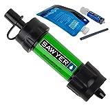 SAWYER PRODUCTS(ソーヤー プロダクト) ミニ 浄水器 SP101 グリーン [並行輸入品]