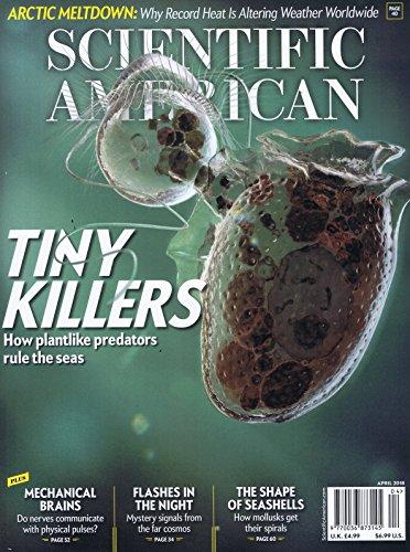 Scientific American [US] April 2018 (単号)