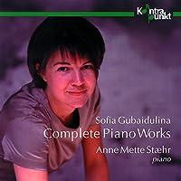 Gubaidulina;Complete Piano Wor