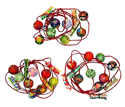 [bishodo] 和紙 飾りひも 【 福 紐 】 3本セット(3m分)