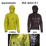 (クレッタルムーセン) Klattermusen kla-009 メンズ ジャケット SEJD Jacket M's 521185 S CITRONELLE
