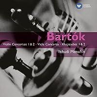 Bartok: Violin Concertos, Viola Concerto, 6 Duo for 2 Violins, Violin Rhapsodies; Yehudi Menuhin (2004-06-01)