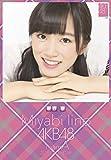 クリアファイル付 (卓上)AKB48 飯野雅 カレンダー 2015年