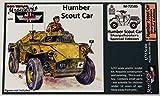 アクセサリーズ・グレートブリテン 1/72 ハンバー 偵察車 シャープシューターズ プラモデル AGB72505