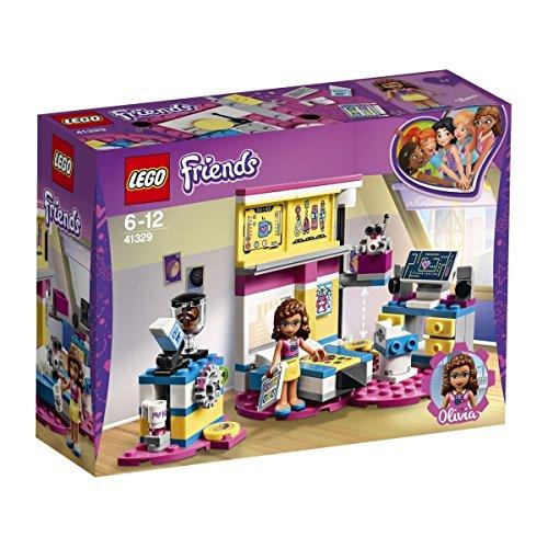レゴ(LEGO) フレンズ オリビアのお部屋 ロボットラボつき 41329