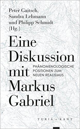 Eine Diskussion mit Markus Gabriel