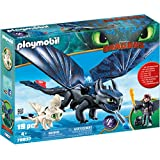Playmobil 70037 Hiccup and Toothless