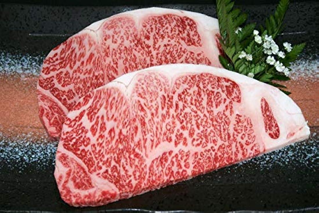 冷酷な同種のチチカカ湖【米沢牛卸 肉の上杉】 米沢牛サーロイン ステーキ用 400g(200g x 2枚) ギフト用桐箱仕様